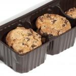 Plastic Food Packaging for Cookies