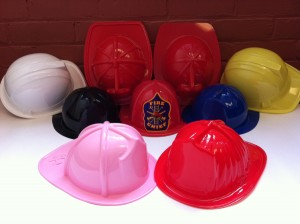Thermoformed Helmets for Fire Prevention Week